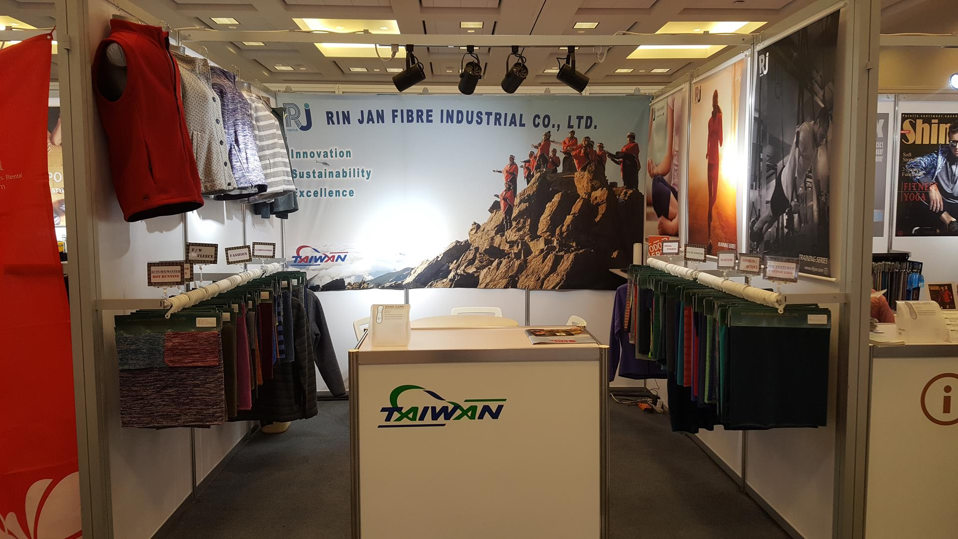 LIVE AT OUTDOOR RETAILER 2017 SUMMER